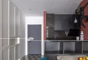 富裕型70平米北欧风格厨房装修效果图