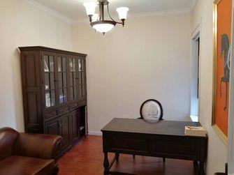 100平米三室两厅美式风格卧室装修案例