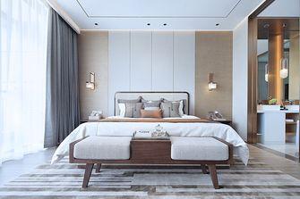 三室一厅中式风格卧室装修案例