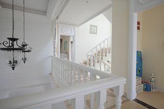 110平米三地中海风格楼梯间图片大全
