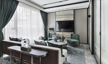 20万以上130平米三室两厅中式风格客厅效果图