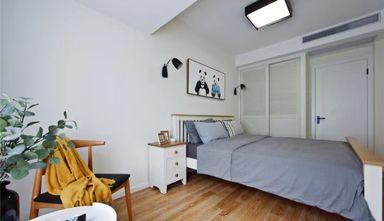 3-5万60平米公寓混搭风格卧室装修效果图