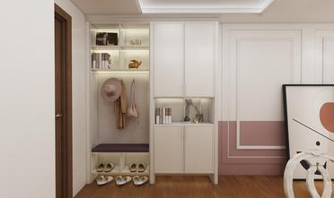 经济型90平米三室两厅北欧风格玄关装修效果图
