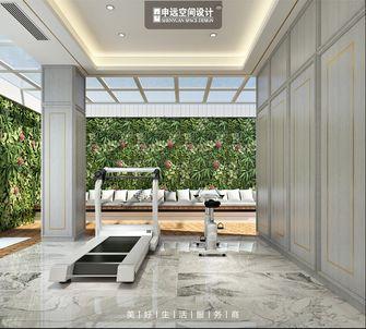 豪华型140平米别墅美式风格健身房装修图片大全