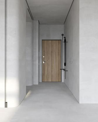 10-15万90平米现代简约风格玄关装修效果图