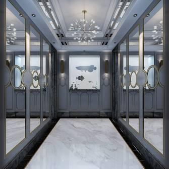 20万以上140平米别墅新古典风格玄关装修案例