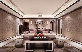 20万以上120平米三东南亚风格客厅欣赏图