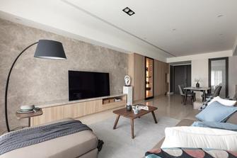20万以上120平米三室两厅新古典风格客厅图