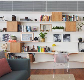 富裕型110平米四北欧风格客厅装修图片大全