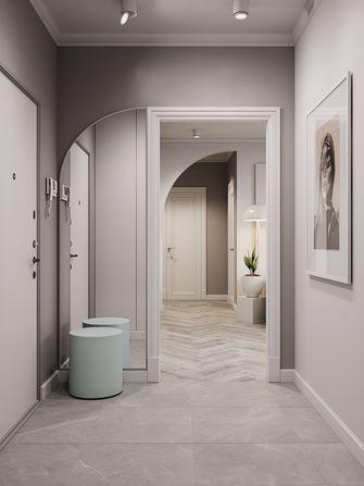 15-20万90平米三室两厅北欧风格走廊图