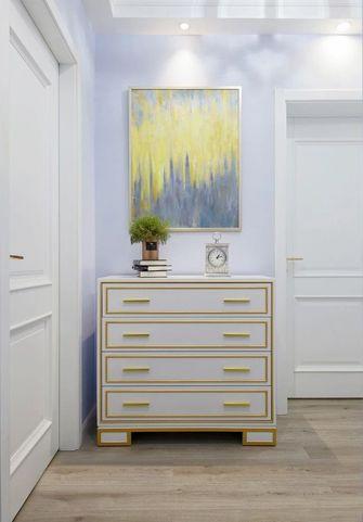 富裕型三室一厅美式风格玄关装修图片大全
