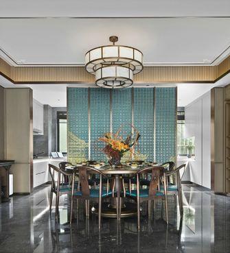 20万以上130平米三新古典风格餐厅图片大全