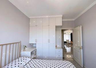经济型90平米三室两厅北欧风格卧室装修案例