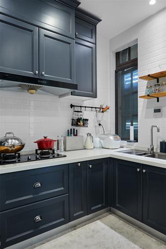 60平米法式风格厨房设计图