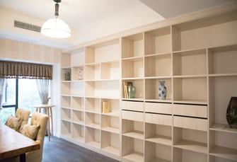 豪华型130平米复式混搭风格书房图片大全