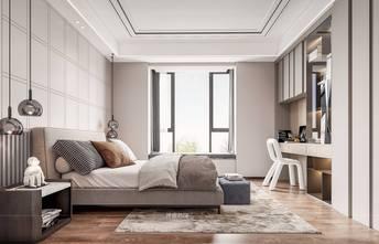 豪华型140平米中式风格卧室装修案例