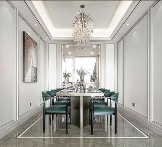 140平米四室两厅欧式风格餐厅装修图片大全