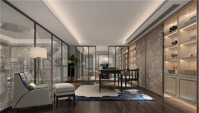 20万以上140平米别墅港式风格书房装修图片大全