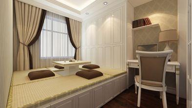 140平米复式欧式风格青少年房效果图