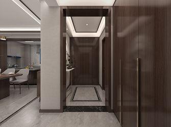 140平米三现代简约风格玄关设计图