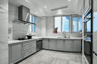 经济型120平米三室两厅欧式风格厨房图