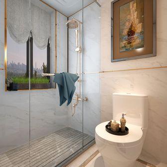 富裕型140平米三欧式风格卫生间设计图
