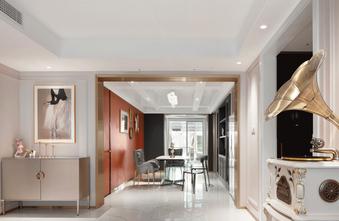 10-15万120平米三室两厅美式风格玄关装修效果图