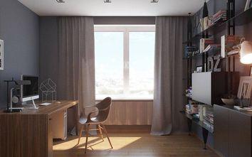 北欧风格阳光房欣赏图