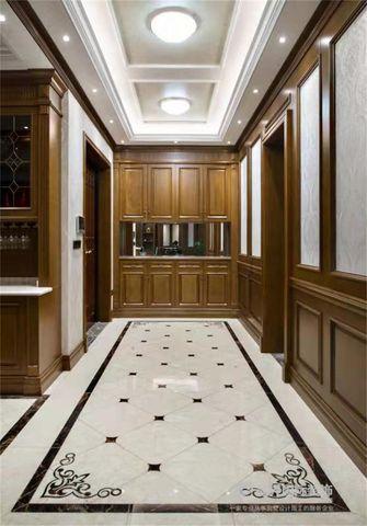 20万以上140平米别墅新古典风格走廊图片