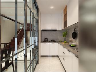 豪华型140平米四室两厅中式风格厨房图片
