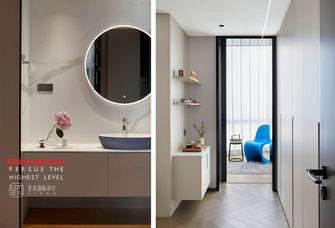 20万以上140平米别墅现代简约风格卫生间图