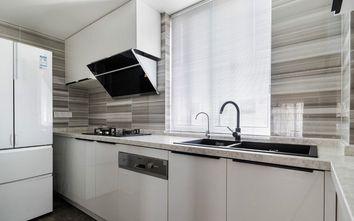 5-10万90平米三工业风风格厨房效果图