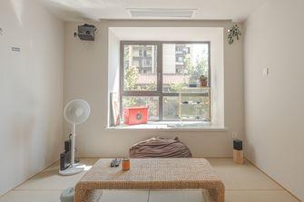 10-15万100平米三室两厅日式风格阳台装修图片大全