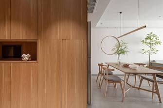 富裕型90平米三室两厅日式风格餐厅装修效果图