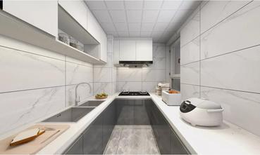 豪华型140平米美式风格厨房图片