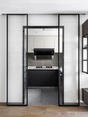 经济型90平米一室一厅混搭风格厨房图片大全