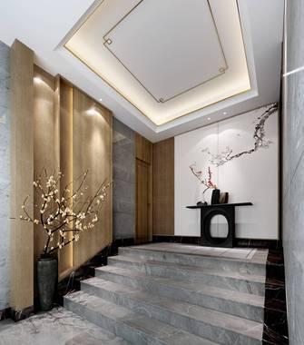 20万以上140平米别墅中式风格走廊图