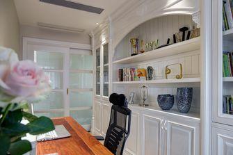 20万以上140平米四室两厅现代简约风格书房图片大全