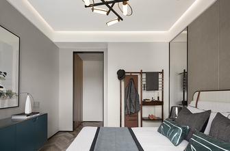 豪华型120平米三现代简约风格阳光房设计图