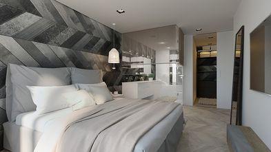 经济型140平米别墅北欧风格客厅图