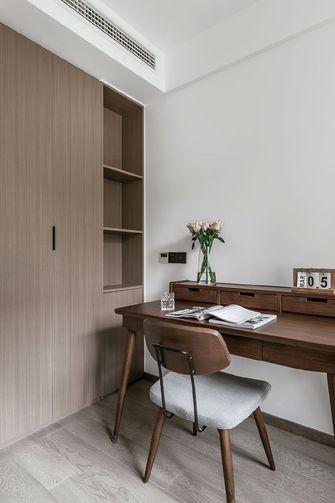 富裕型90平米复式北欧风格卧室图片