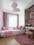 富裕型90平米三地中海风格青少年房图片