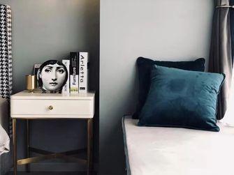 3-5万80平米三室一厅新古典风格卧室图片大全