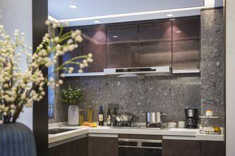 5-10万120平米四室两厅中式风格厨房欣赏图