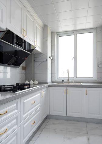 豪华型140平米三室一厅欧式风格厨房效果图