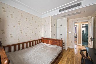 富裕型140平米三室两厅美式风格青少年房装修案例