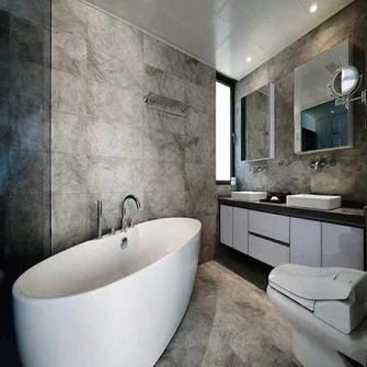 140平米三室一厅北欧风格卫生间装修效果图