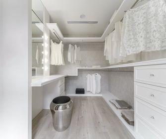 富裕型110平米三室一厅法式风格卫生间效果图
