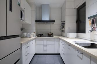 10-15万130平米四室两厅现代简约风格厨房装修效果图