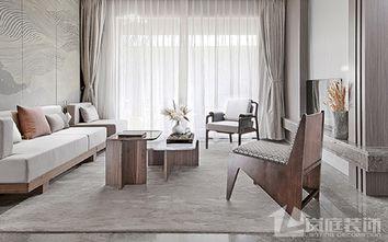 豪华型140平米三室两厅中式风格客厅图